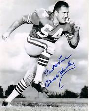 CHUCK HOWLEY DALLAS COWBOYS RING OF HONOR AUTOGRAPHED 8X10 MUST SEE
