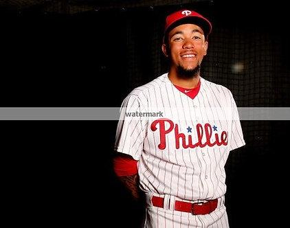 JP Crawford Phillies rookie 8x10 photo