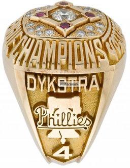 1993 Phillies NL Championship ring photo