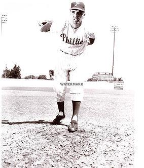 Curt Simmons Philadelphia Phillies classic photo