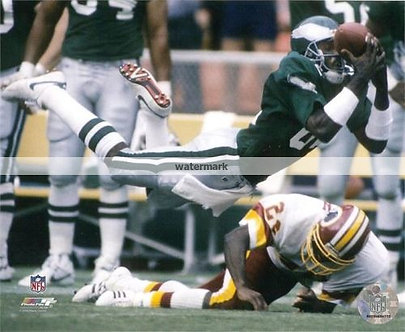 MIKE QUICK EAGLES ALL PRO DIVING PHOTO
