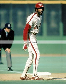GARRY MADDOX 1980 PHILLIES WORLD CHAMPS SECRETARY OF DEFENSE