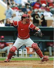 TOMMY JOSEPH PHILADELPHIA PHILLIES UNSIGNED 8X10 PHOTO MUST SEE
