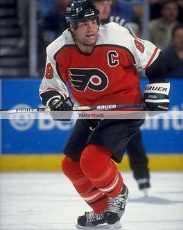 Eric Lindros Philadelphia Flyers HOF photo