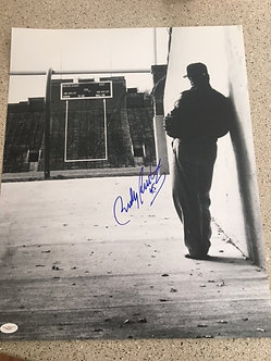 RUDY RUETTIGER NOTRE DAME FOOTBALL SIGNED 16X20