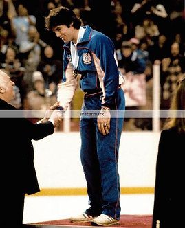 JIM CRAIG USA OLYMPIC MIRACLE ON ICE GOLD MEDAL PHOTO