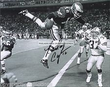 RANDALL CUNNINGHAM PHILADELPHIA EAGLES MONDAY NIGHT RP AUTOGRAPHED 8X10 PHOTO
