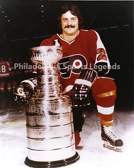 Orest Kindrachuk Philadelphia Flyers Stanley Cup 8x10 photo Bullies