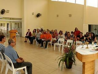 Família Marianista em formação