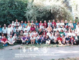25 anos do I Encontro Internacional das CLMs