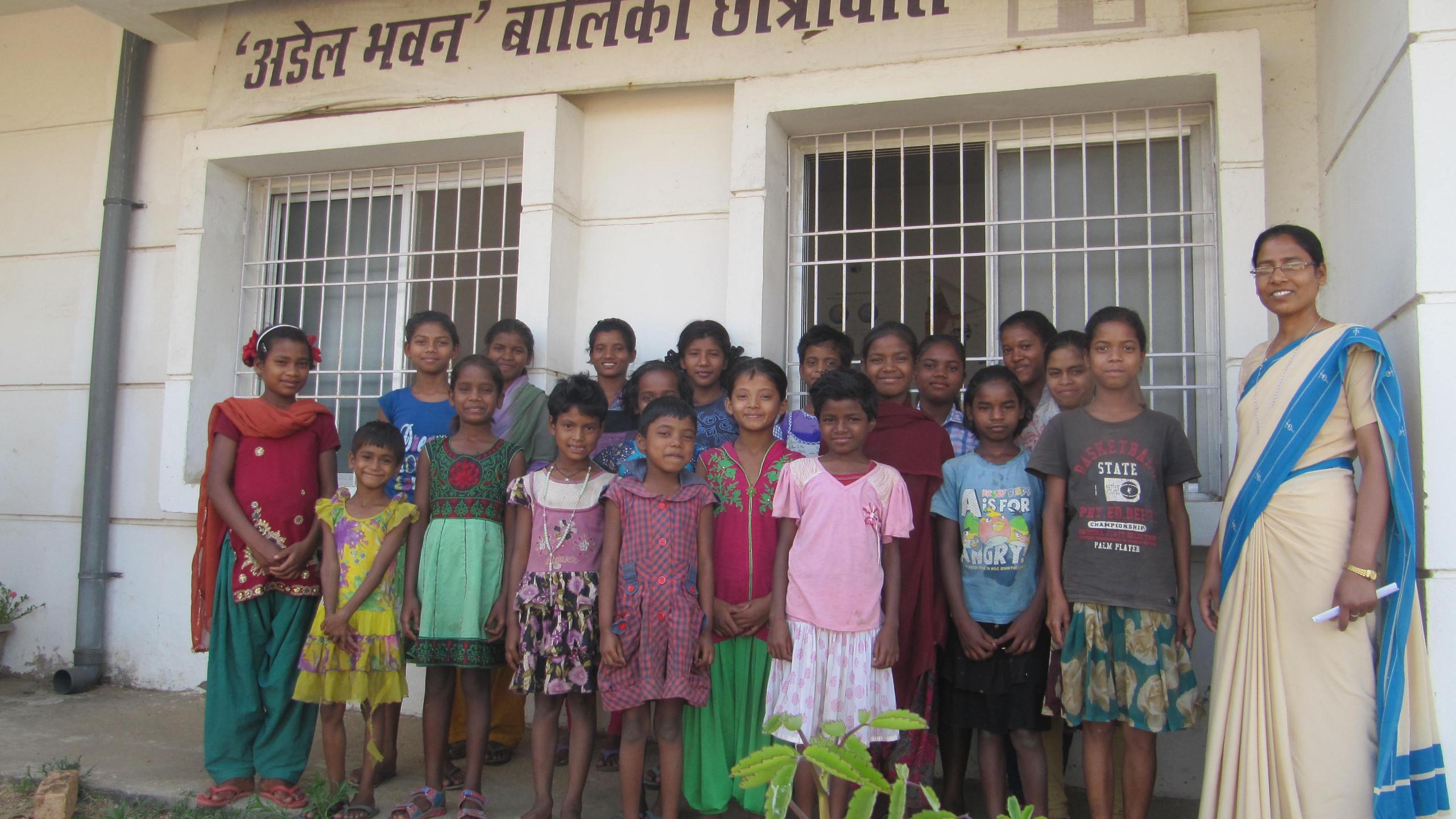 Escola Adela Índia 1