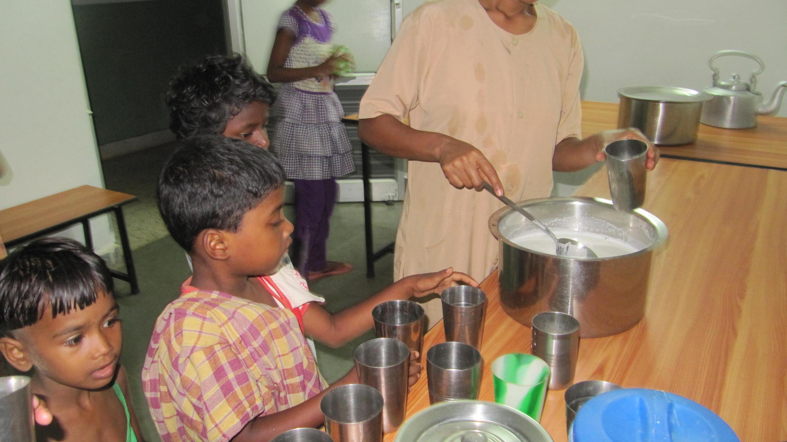 Escola Adela Índia 4