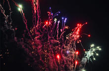 Low Noise Fireworks
