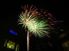 Odeon Fireworks