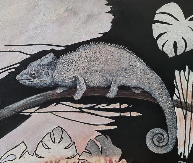 Silver Chameleon