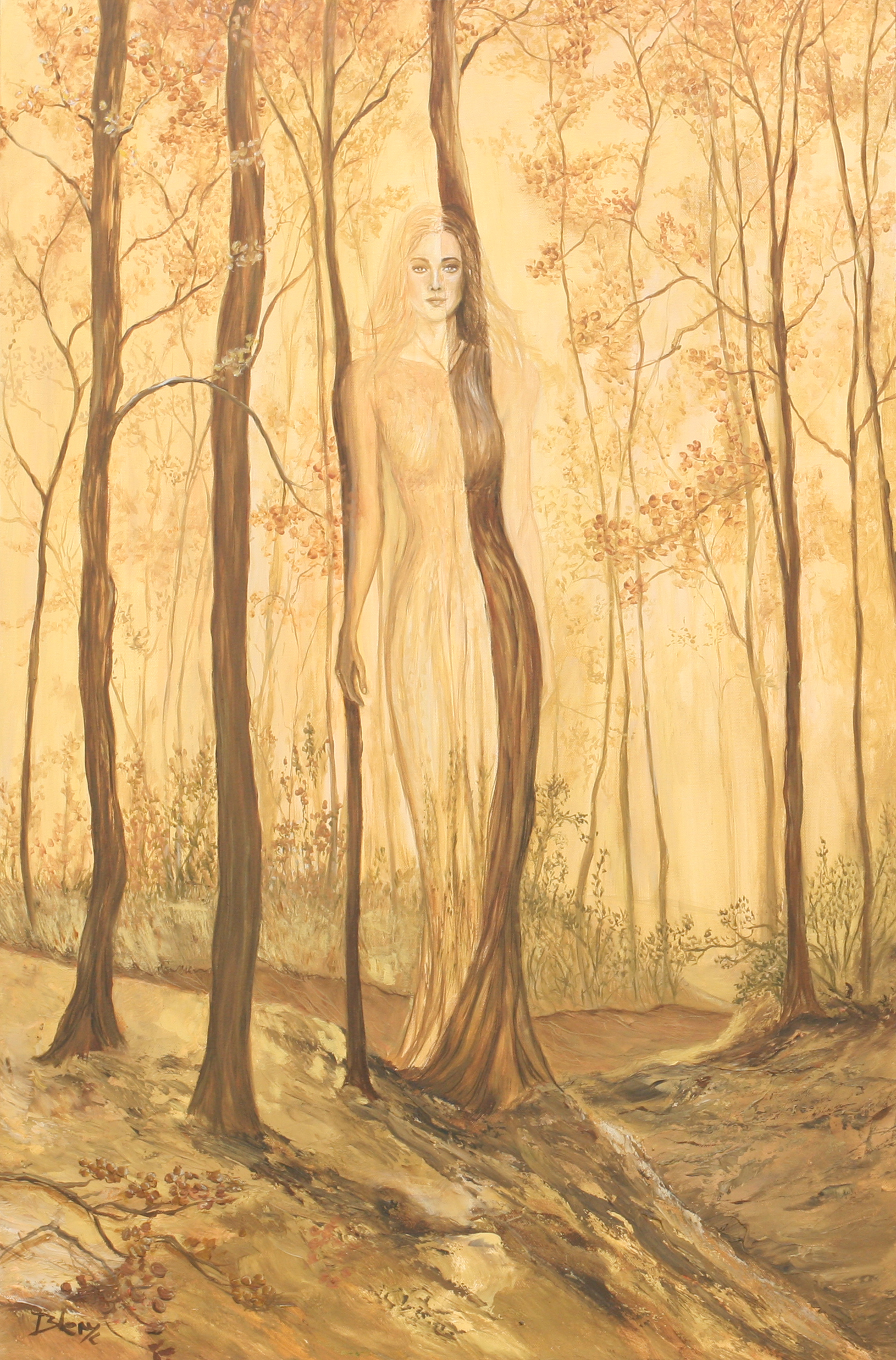 Golden girld - sold