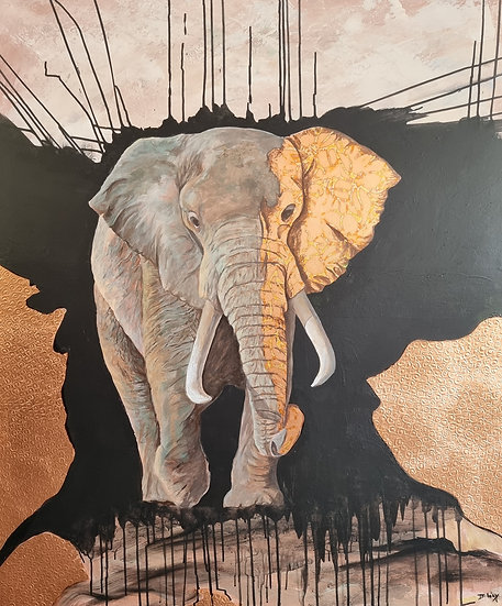 The Swaggering Elephant