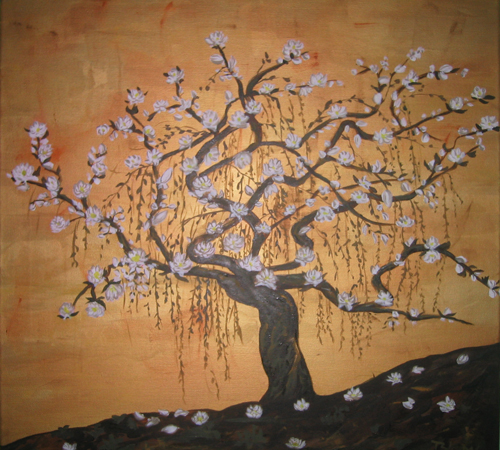 Japanese tree - sold