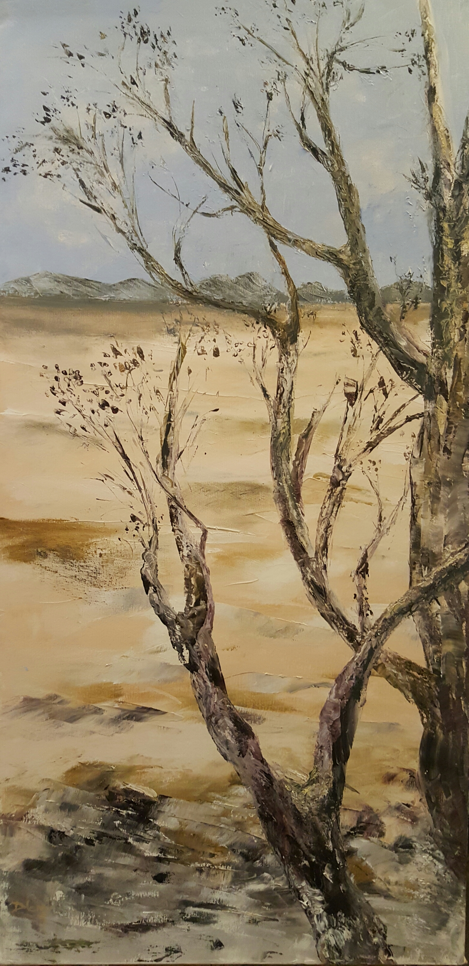 The arid tree sold