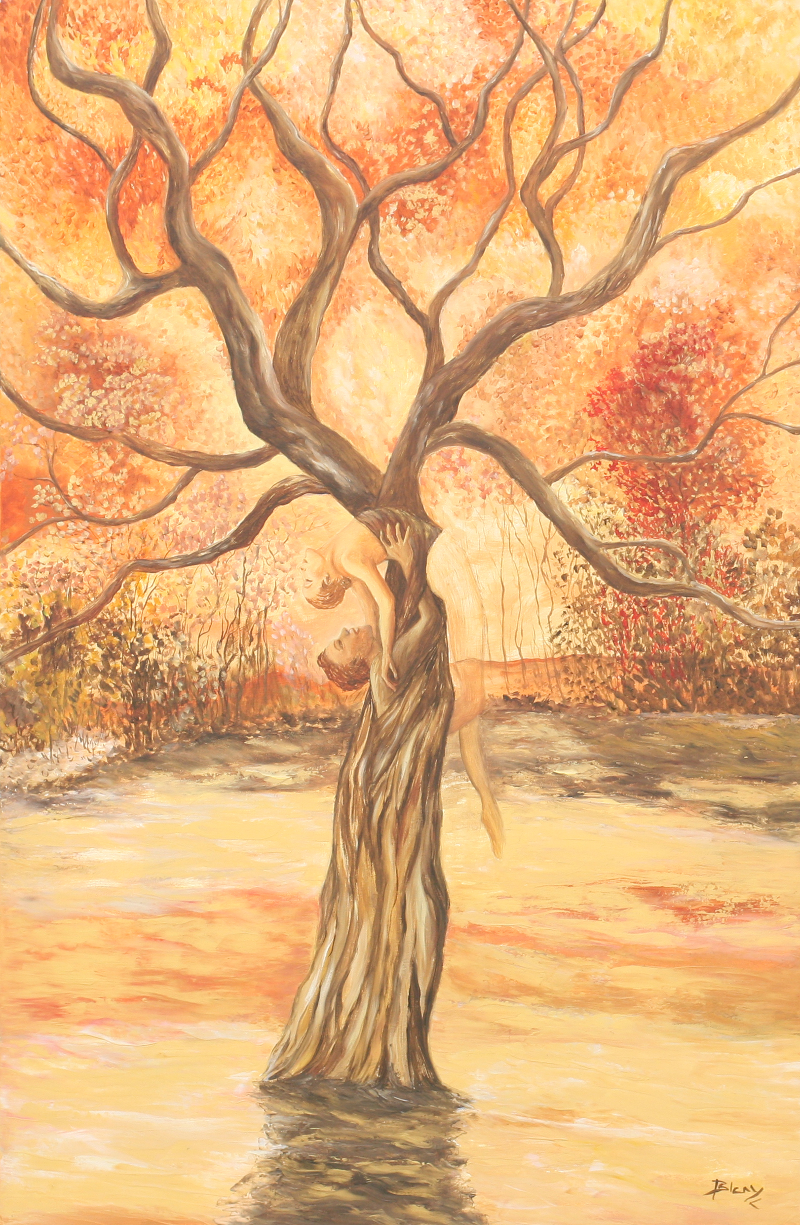 Loving tree - sold