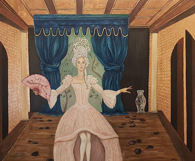 Marie-Antoinette in vogue
