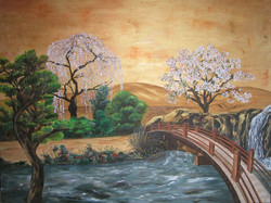 Japanese view - sold