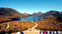 conew_cradle mountain ( taken from 航拍)_conew1