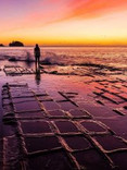 Sunrise-over-the-Tessellated-Pavement-30