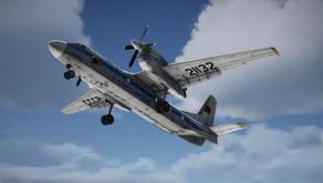 Антонов Ан-32 для GTA 5