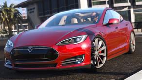 2016 Tesla Model S P90D для GTA 5