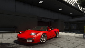 1992 Honda NSX для GTA 5
