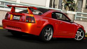 Ford Mustang SVT Cobra R 2000 для GTA 5