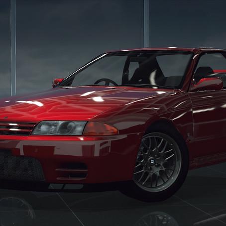 1993 Nissan Skyline GT-R (BNR32) для GTA 5