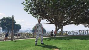 """Одежда с принтом """"ахегао"""" для Тревора для GTA 5"""