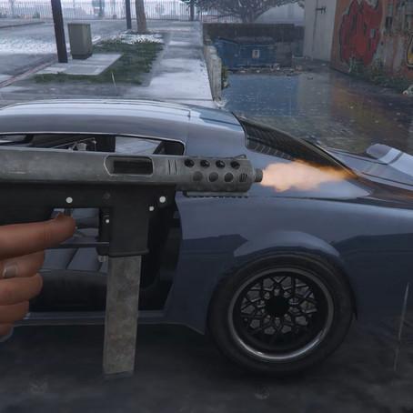 Intratec Tec-9 для GTA 5