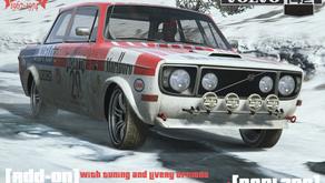 Volvo 142 для GTA 5