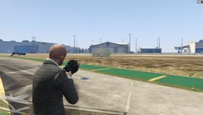 Гранатомёт с дымовой гранатой для GTA 5