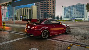 BMW 1M StanceWorks для GTA 5
