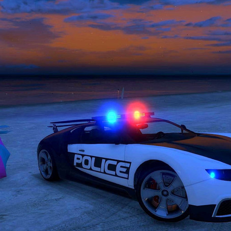 Truffade Adder Police (LSPD) для GTA 5