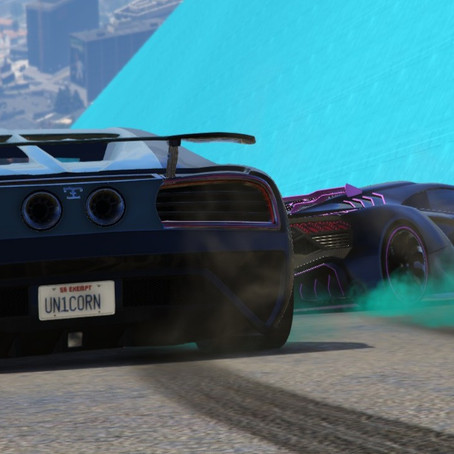 Автомобильное сообщество GTA Online