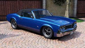 Declasse Sabre Turbo Cabrio для GTA 5
