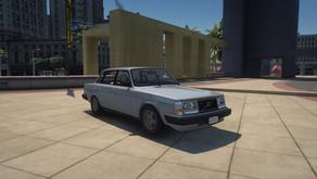 Volvo 240 для GTA 5