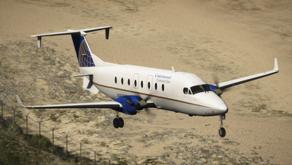 Beechcraft 1900D для GTA 5