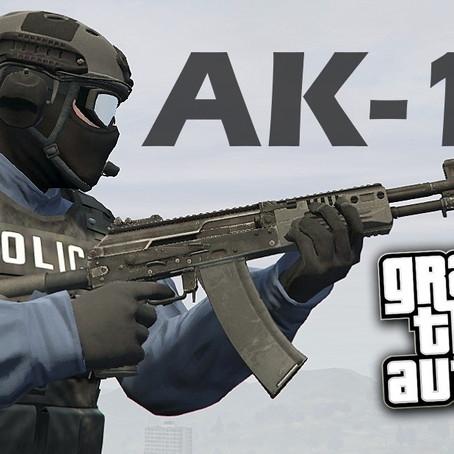 АК-12 (АК-400) для GTA 5