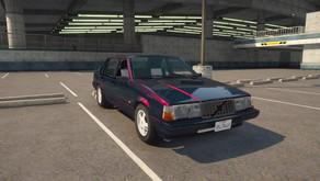 Volvo 940 для GTA 5