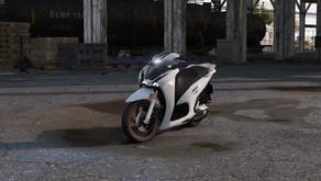 Honda SH 350 2021 для GTA 5