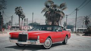 1972 Lincoln Continental Mark IV для GTA 5