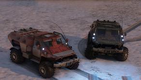 BTR80-GAZ53 для GTA 5