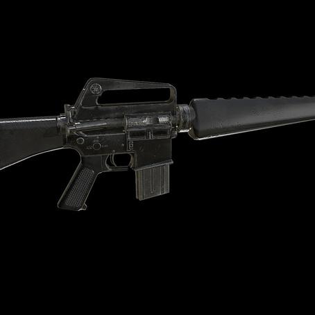 M16 A1 для GTA 5