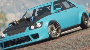 Drift Sultan для GTA 5